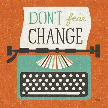 Retro Desktop Typewriter is niet bang voor verandering, Michael Mullan van Wild Apple