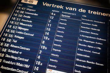 Op halt gezet van Jan van der Knaap