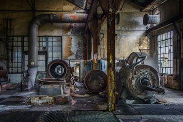Compressoren sur Truus Nijland