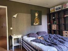 Kundenfoto: Frau Sabasa Garcia, Francisco de Goya, auf leinwand