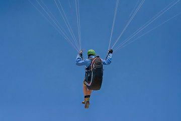 Kitesurfer von Peter Bartelings Photography