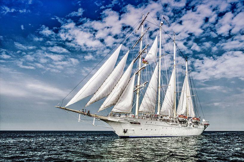 Sail away van Dieter Wundes