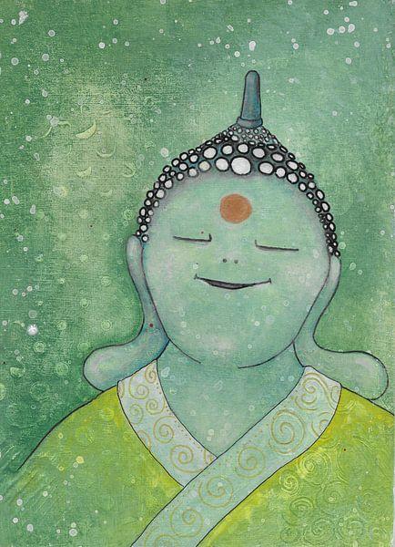 Buddha of the Heart sur Helma van der Zwan