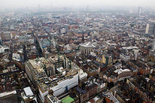 Londen in vogelvlucht von Paul Teixeira