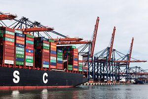 Containerschip Rotterdam
