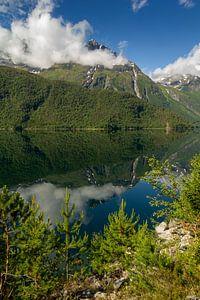 Eikesdalvatnet, Noorwegen
