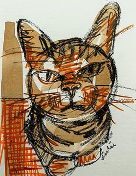 Katzenskizze II