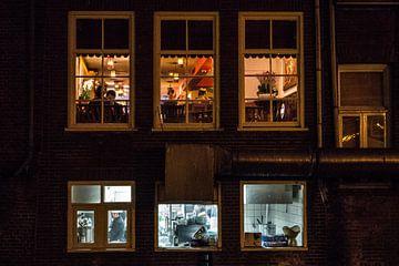 Amsterdam - Culinair van Maurice Weststrate