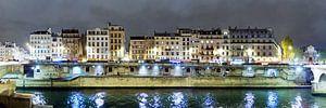 Paris - Quai Saint Michel
