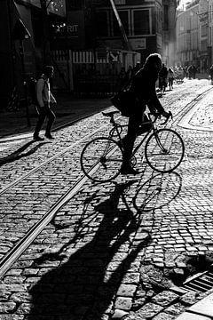 Radfahrer von Mister Moret Photography