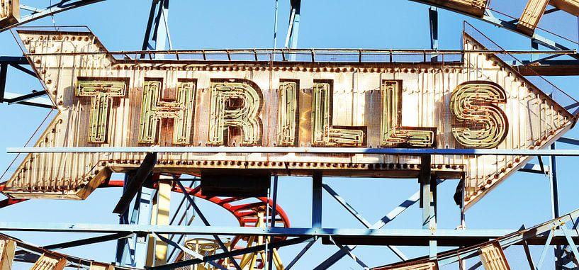 WonderWheel (Coney Island) van bob brunschot