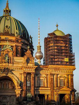 tour de télévision &amp ; cathédrale de Berlin sur Mathias Möller
