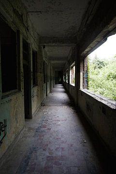 Fort de la Chartreuse | Korridore 3 von Nathan Marcusse