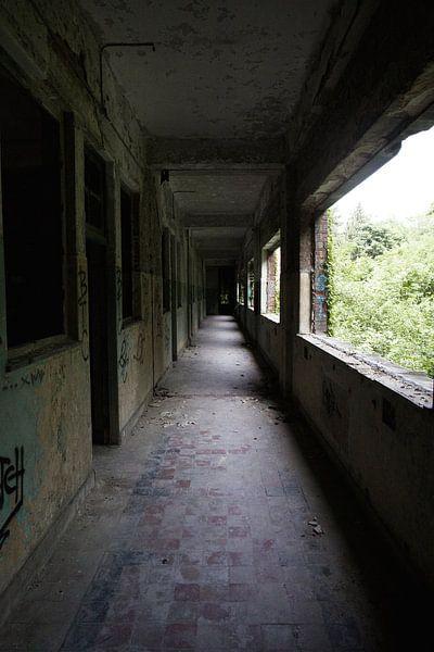 Fort de la Chartreuse   Korridore 3 von Nathan Marcusse