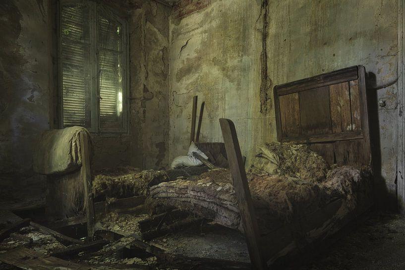 Spookhotel van Perry Wiertz