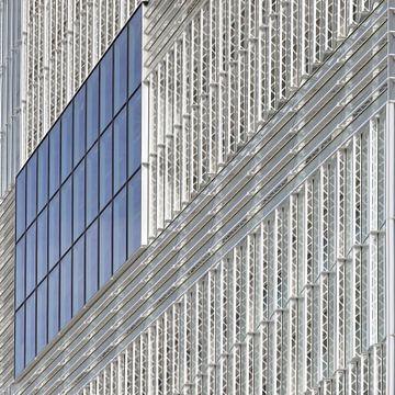 Fenster XXIV von Maurice Dawson