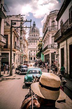 Old school Havana (Cuba) van Joris Pannemans - Loris Photography