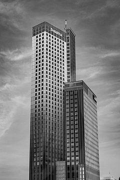 Maastoren-Gebäude Rotterdam von Trinity Fotografie