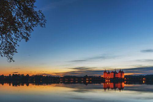 Schloss Moritzburg von