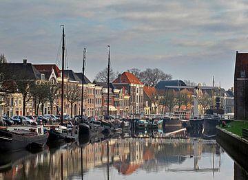 Zwolle Thorbeckekanaal sur Franke de Jong