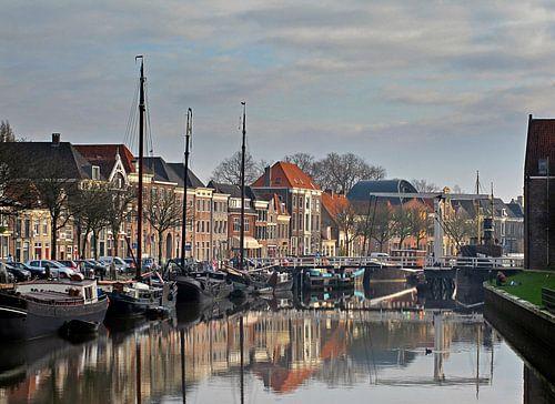 Zwolle Thorbeckekanaal van