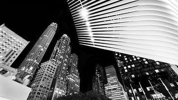 New York bei Nacht sur Kurt Krause