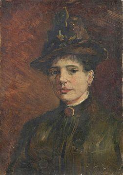 Porträt einer Frau, Vincent van Gogh