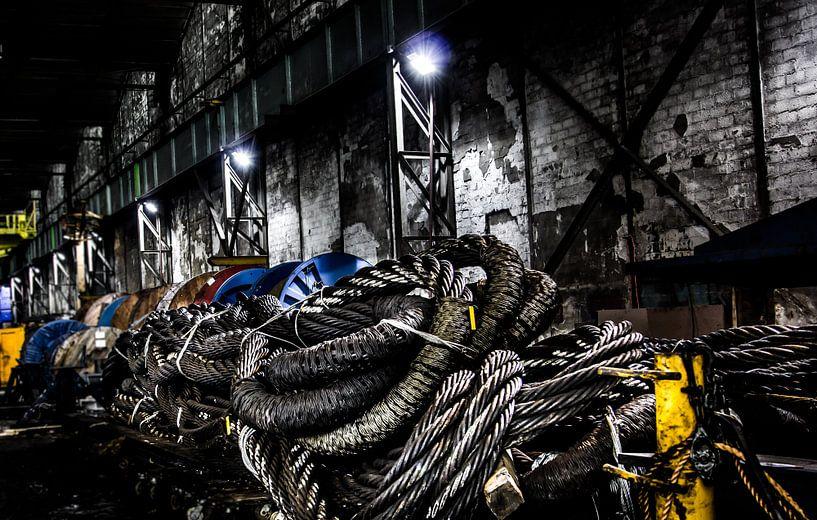 Industrie van Maartje Hustinx-van Lanen