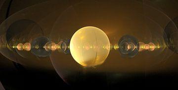 Das Sonnensystem von Shirley Hoekstra