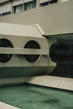 Brutalistische Architektur Südamerika von Karlijne Geudens