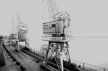 Industriell - 5 von Veerle Van den Langenbergh