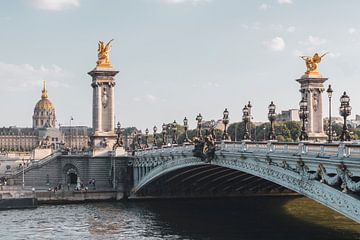 Pont Alexandre-III Paris von Jefra Creations