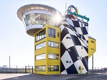 Tower des Sachsenring - Rennstrecke bei Chemnitz