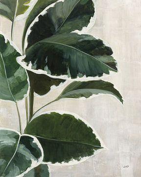 Tropische studie i, Julia Purinton van Wild Apple