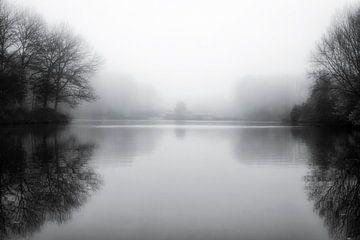 Winter Depressie van Cho Tang