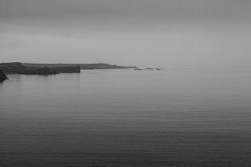 Oost IJsland van Marc Arts
