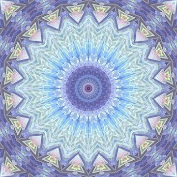 Mandala Art 6 von Marion Tenbergen