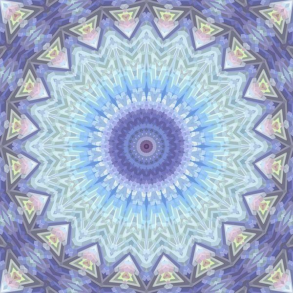Mandala-stijl 6 van Marion Tenbergen