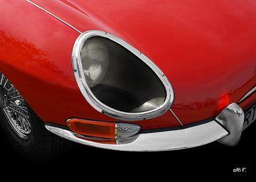 Jaguar E-Type Series 1 von aRi F. Huber
