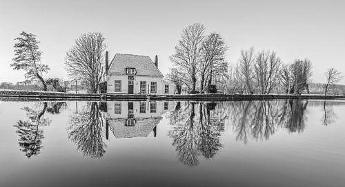 Het Veerhuis in Rotterdam Overschie z/w