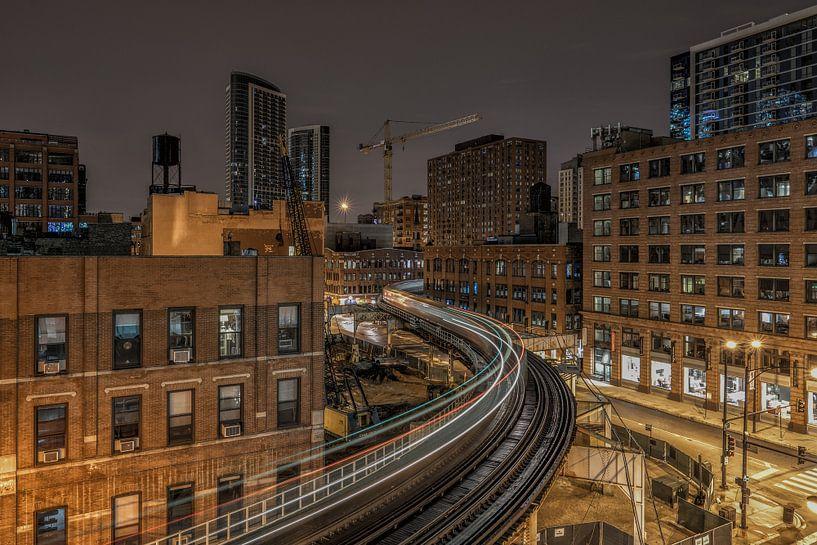 """""""The Loop"""", Chicago van Reinier Snijders"""