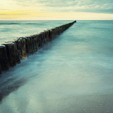 Stille des Meeres von Tobias Luxberg