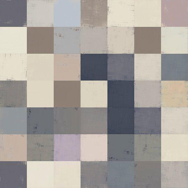 Abstract geometry no. 16 van Pascal Deckarm