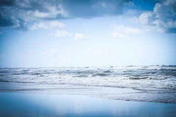 Bleu horizon  van Freddy Hoevers
