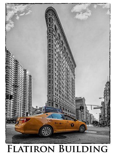Flatiron Building New York van Carina Buchspies