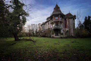 Mysterie huis van