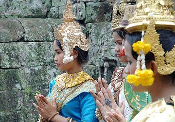Cambodja van Marianne Bal