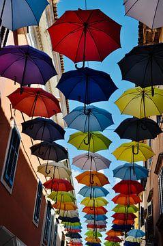Paraplu van Yvette Meijer
