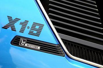 Bertone (Fiat) X1.9 van Jurien Minke