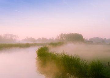 Morgendlicher Nebel von Erna Böhre